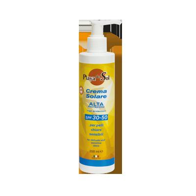Crema solare doposole – alta protezione