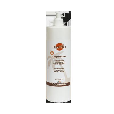 doposole emulsione idratante viso – corpo 1000ml