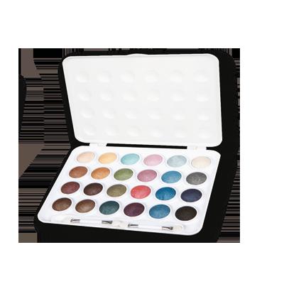 Palette 24 ombretti wet & dry