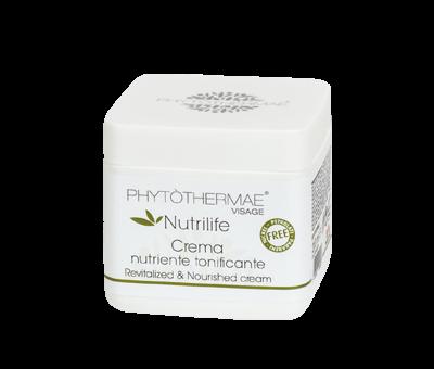 Crema nutriente tonificante