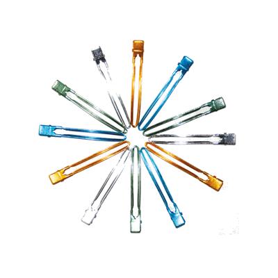 Clips colorate alluminio 21pz
