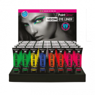 Eye liner neon uv expo 48pz