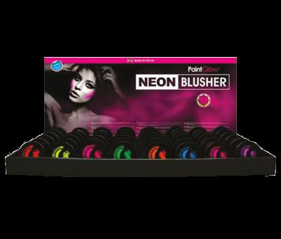 Fard neon uv expo 48pz