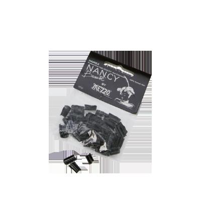 keratina unghia ricambio 50pz black