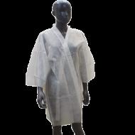 Kimono bianco tnt conf. singola ( cart. 100pz )