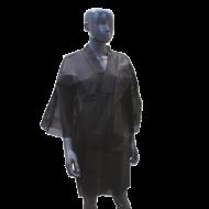 Kimono nero tnt conf. singola ( cart. 100pz )