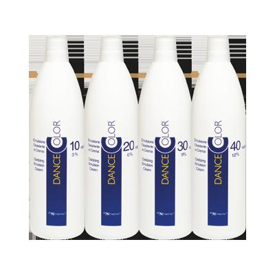 ossigeno emulsione cremosa 10-20-30-40 volumi 1000ml