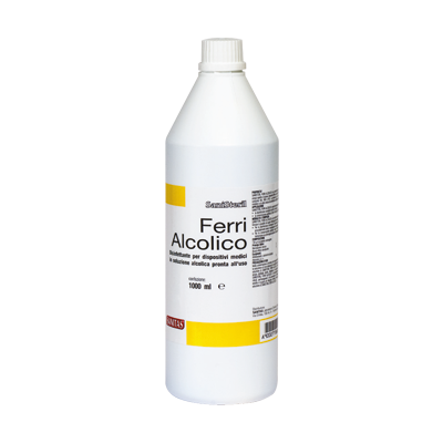 SaniSteril ferri alcolico 1000ml