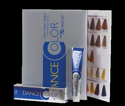 sistema di colorazione in crema ad alta protezione