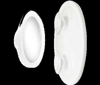 Specchio ventosa diametro 155mm x5