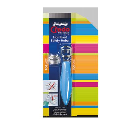 Tagliacalli di sicurezza pop art 5 colori