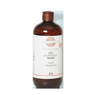 Olio da massaggio neutro