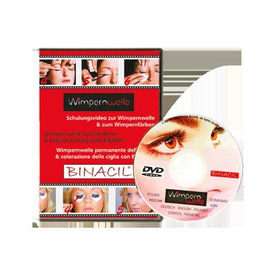 DVD passo passo permanente