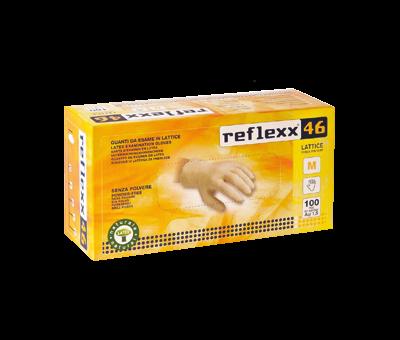 guanti lattice senza polvere
