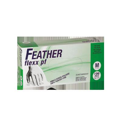 guanti vinile senza polvere