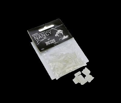 keratina unghia ricambio 50pz white