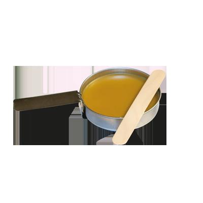 pentolino cera a caldo miele