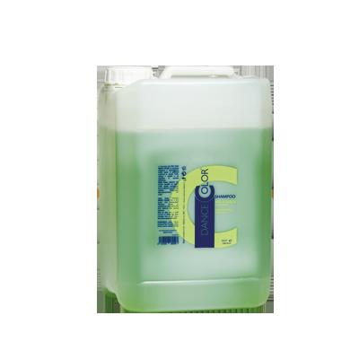 shampoo in tanica 10lt mela verde